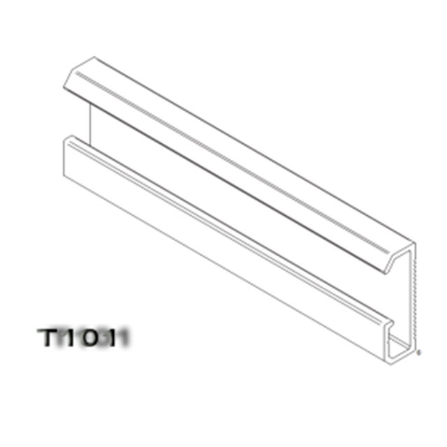 Picture Hanging System, Wall Track: T101