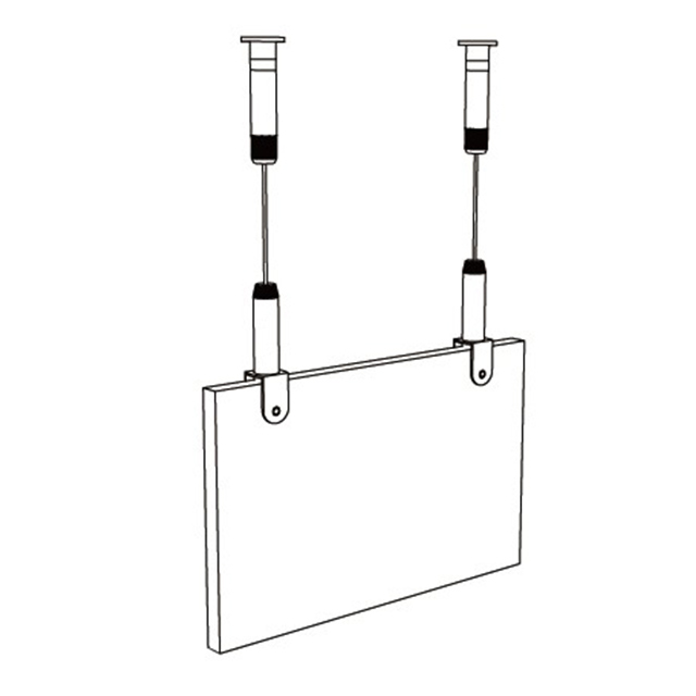 Self Gripping Sign Hanger TK-C