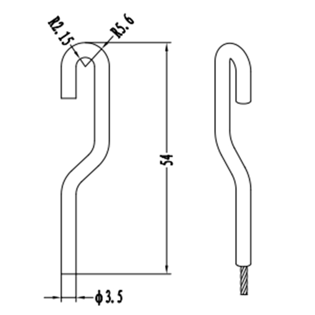 Cable Hanger C004