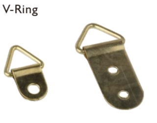 Picture Frame Accessories V-Ring